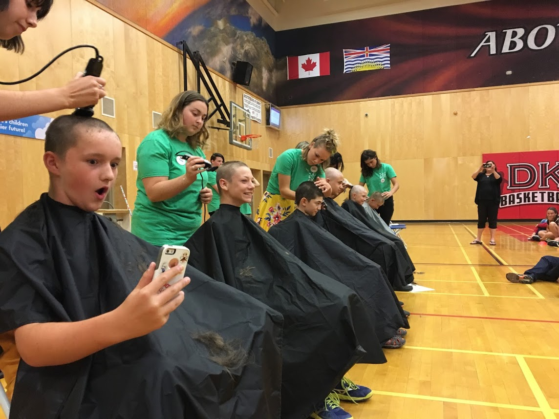 DRK Bald Falcon a Success!