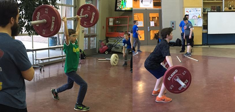 Olympic Weightlifting Workshop a Success