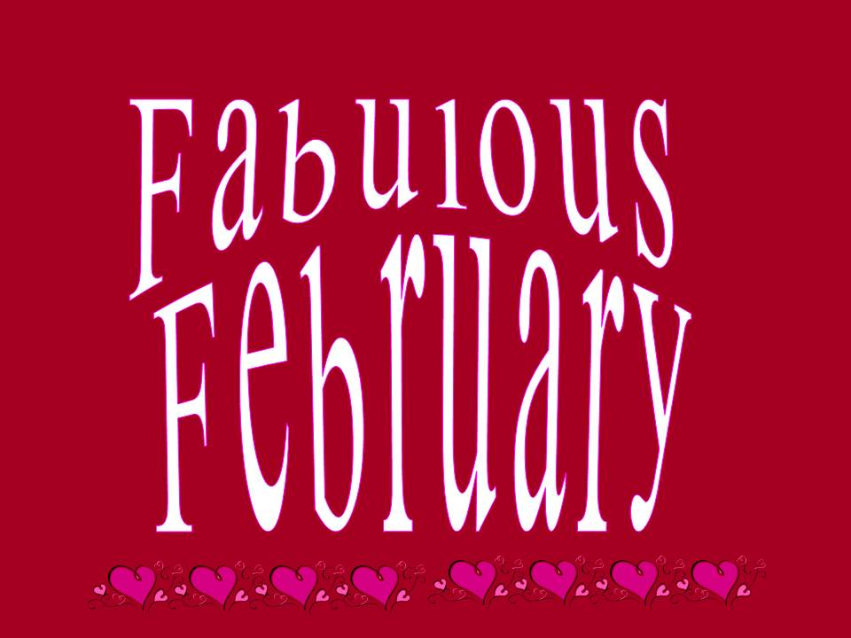 Fabulous February at Dr. Knox!